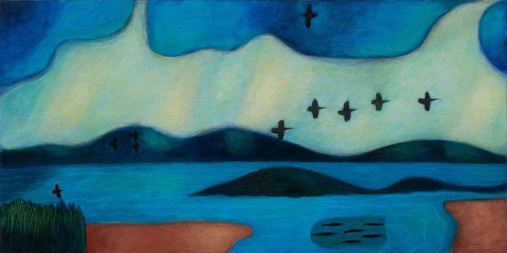 Northern-Blues-12×24-Karen-Gallant