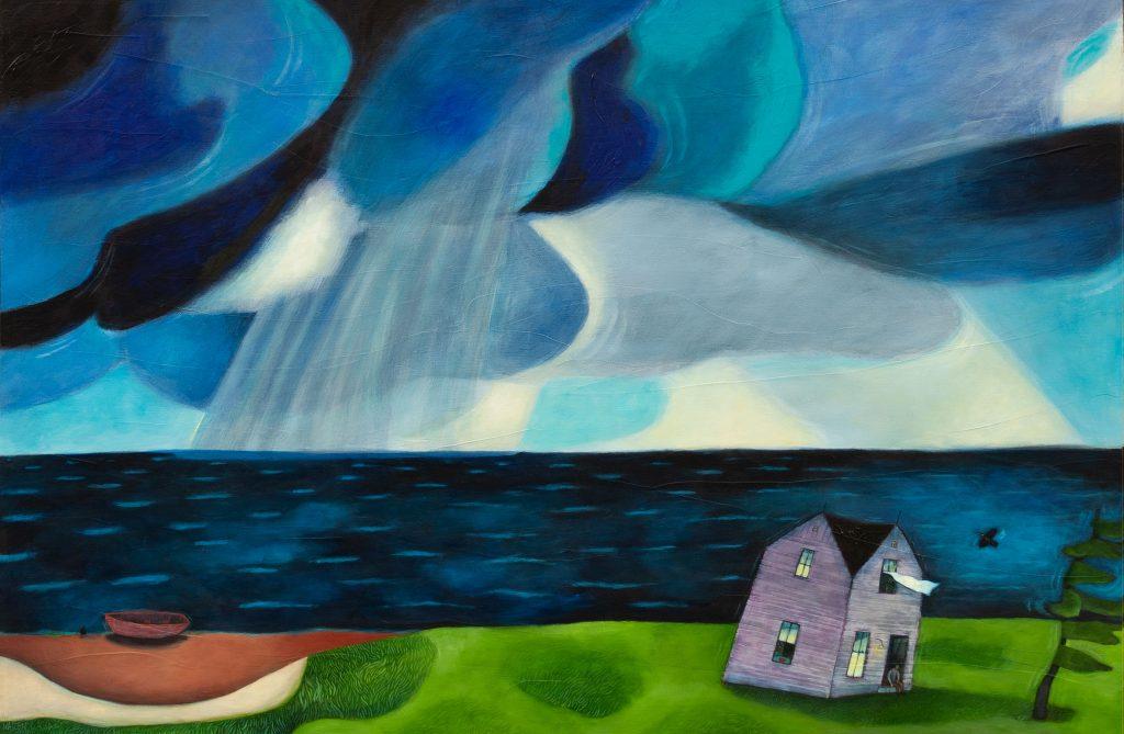 Stormy Weather 24×36