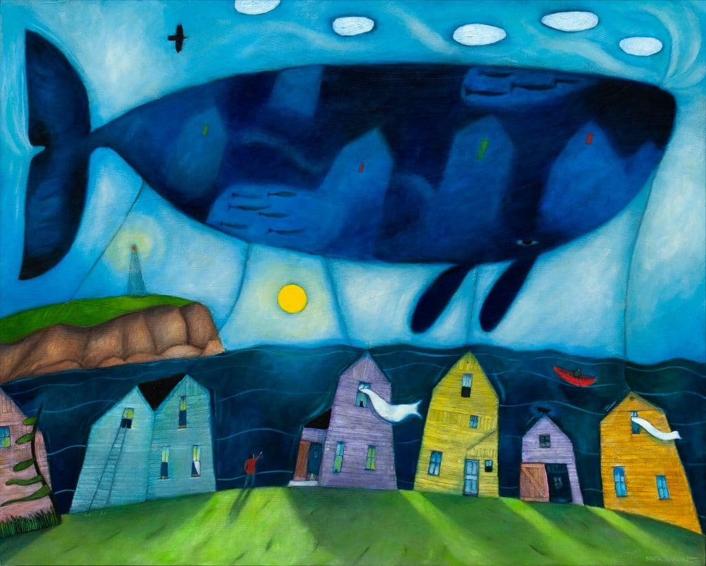 Whale-of-a-Time-24×30-Karen-Gallant
